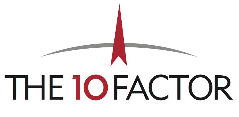 The 10 Factor Logo