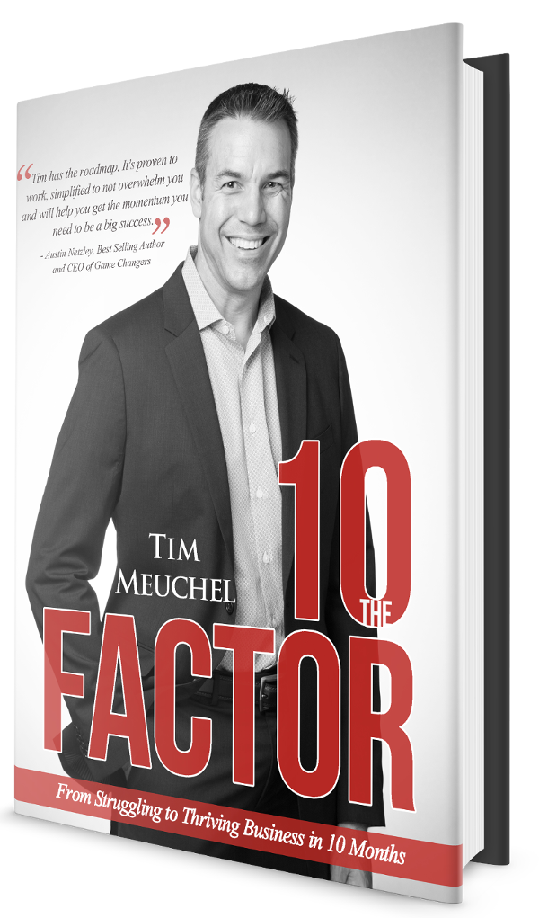 The 10 Factor Book Cover